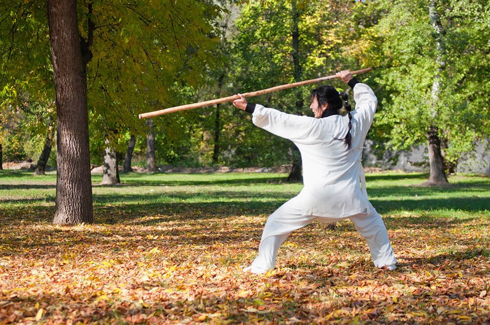 Conheça as principais armas usadas no Kung Fu