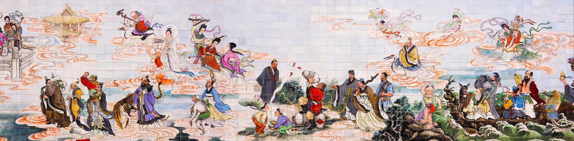 Saiba mais sobre a mitologia na cultura chinesa