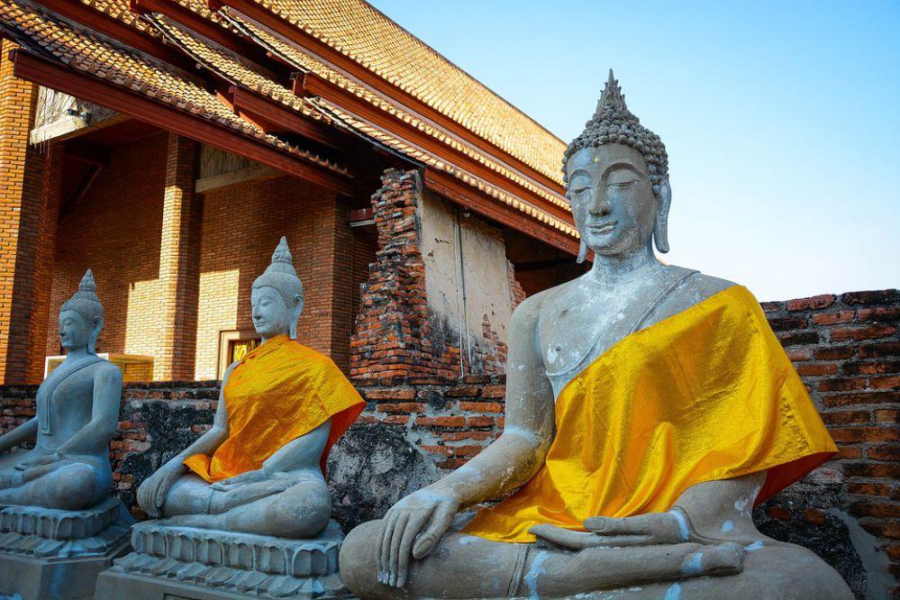 Conheça a relação entre Kung Fu e Budismo