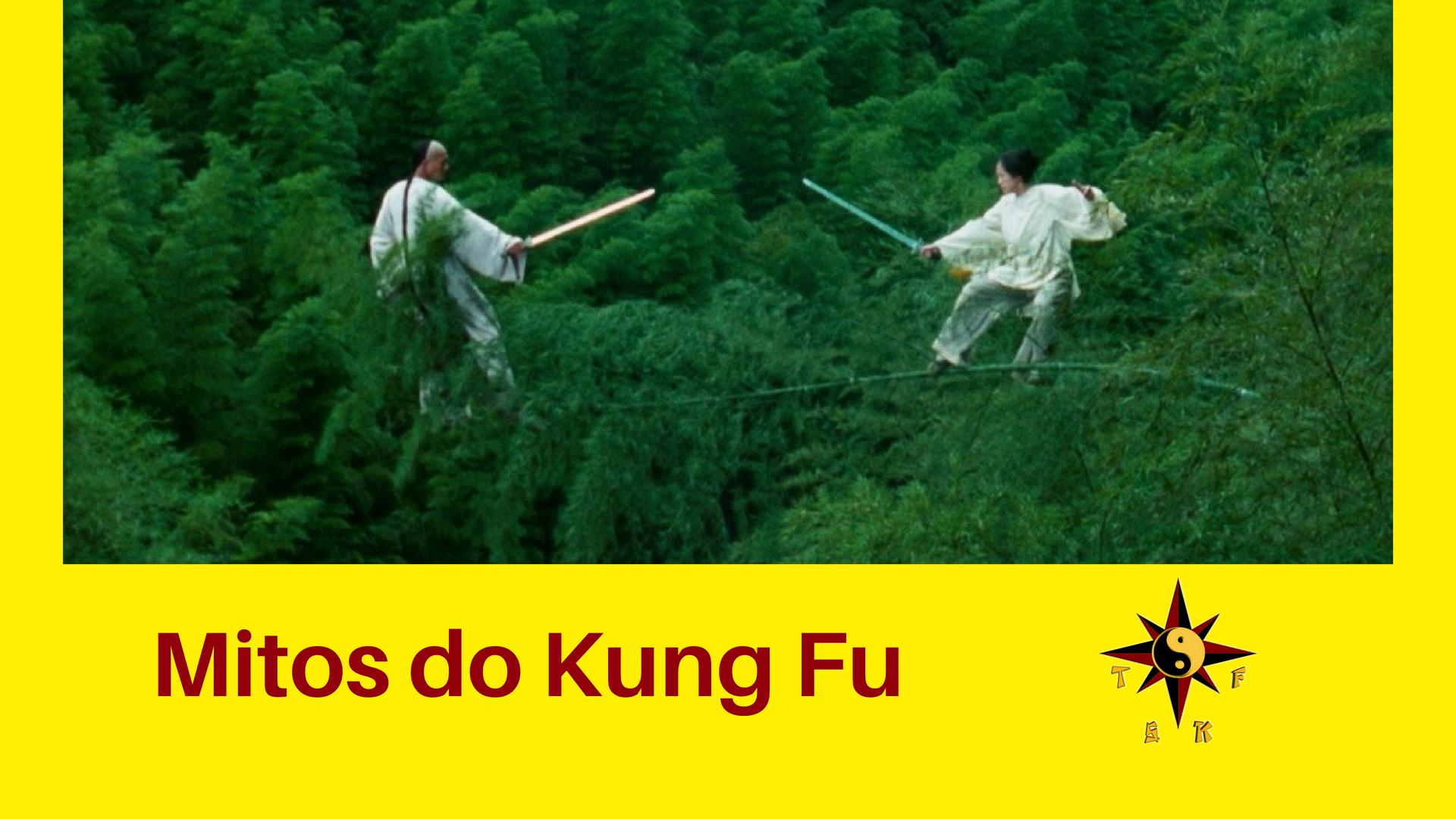 Mitos no Kung Fu