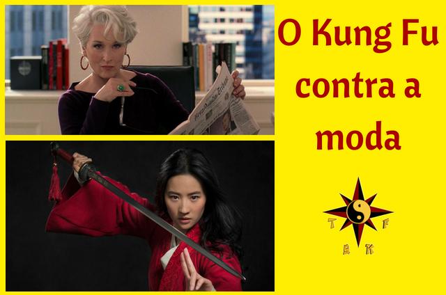 Kung Fu X Moda