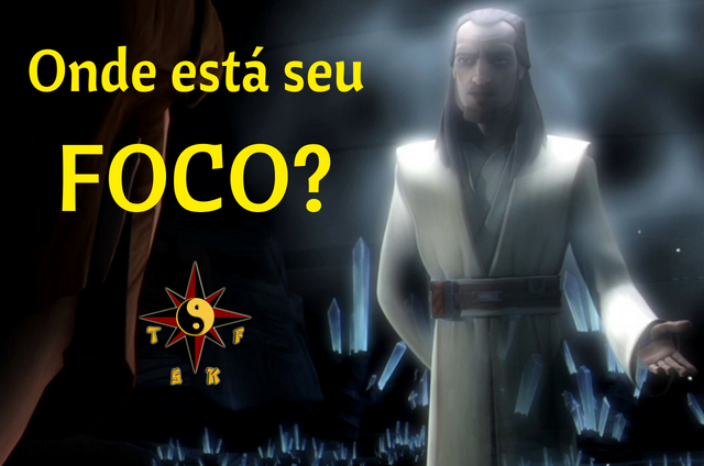Onde está seu FOCO?