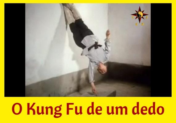 O Kung Fu de um dedo