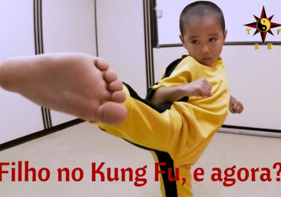 Filho no Kung Fu, e agora?