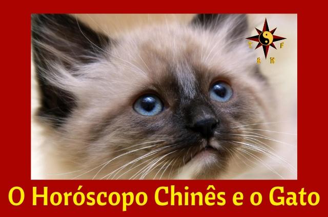 O Gato e o Horóscopo Chinês
