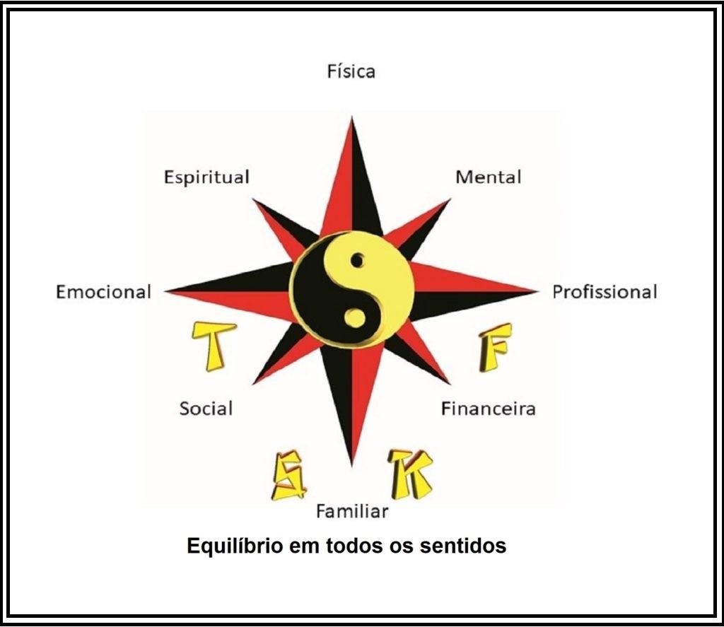 TSKF Kung Fu Símbolo e Objetivos