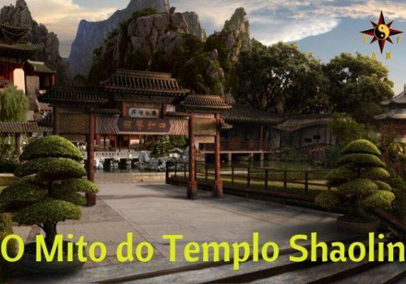 O Mito do Templo Shaolin