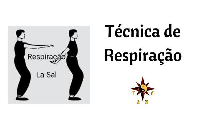 Técnica de Respiração La Sal